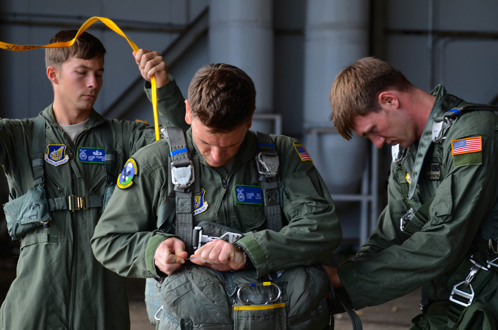 Airforce Suited
