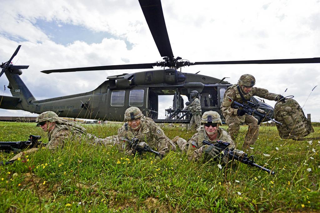 Army heleo